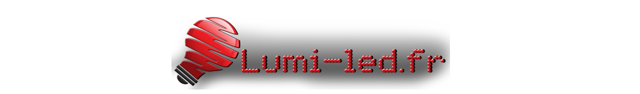 Le site Lumi-led.fr